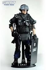 Super System Toys SWAT: Pointman (Driver) 12' Action Fig CVT-SWATPOINT