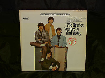 The Beatles Yesterday And Today Sealed USA 1967-68 RAINBOW RIAA 3 LP SUPER RARE