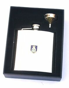 Army catering Corps 6oz Hip Flask Military FREE ENGRAVING Gift Boxed BGK45 zv5xICNF-09113906-845330680