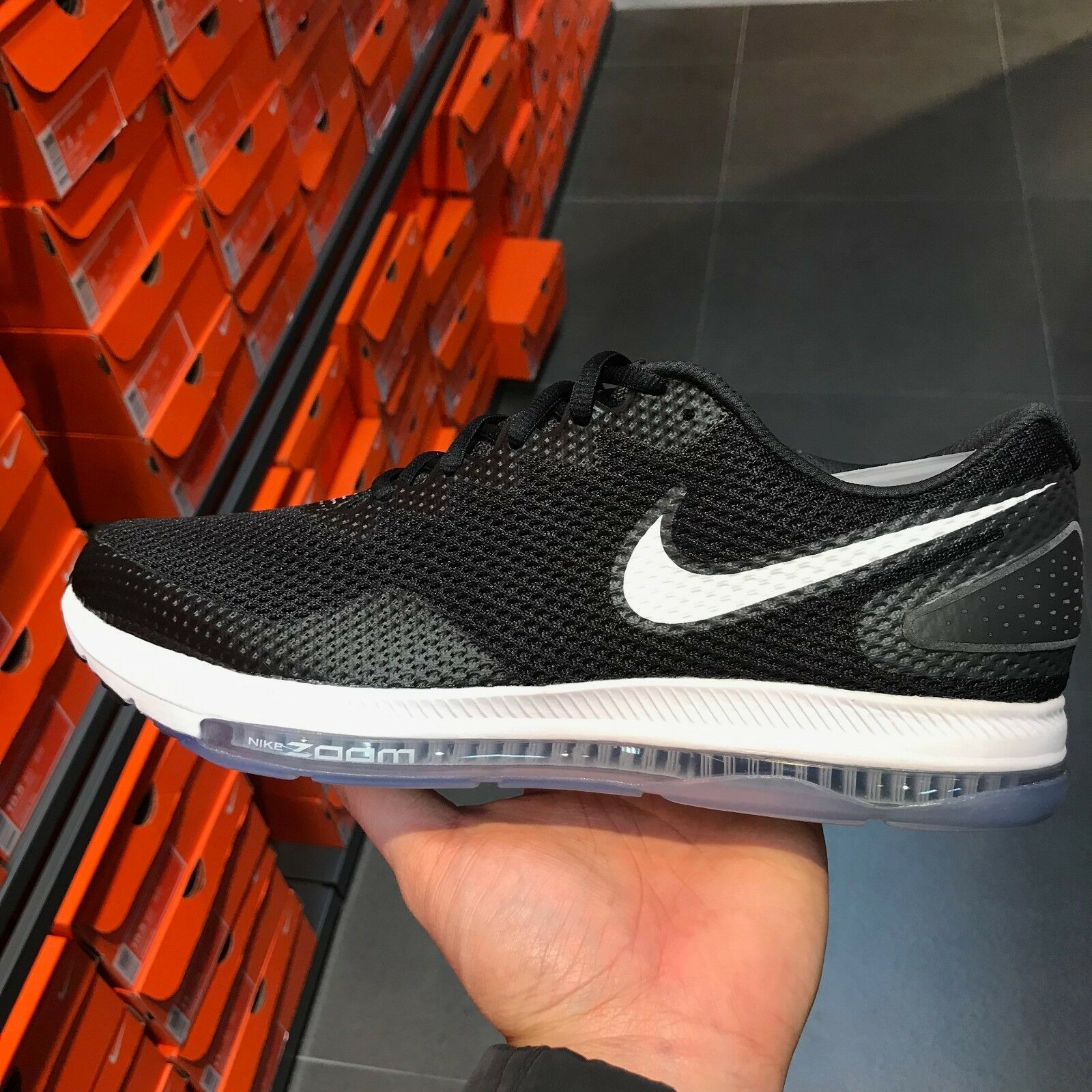 NIKE Men's Zoom All Out Low 2 Athletic Trainer Running shoes AJ0035 003 Sz 7-12