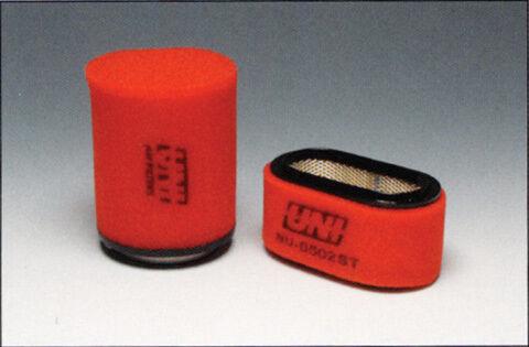 SUZUKI LT500 LT500R QUADRACER QUADZILLA UNI AIR FILTER  1987-1990