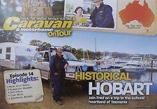 Caravan & Motorhome On Tour DVD 173 Historical Hobart Huon River Valley