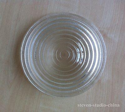 5pcs* 80mm Fresnel Lenses for 300W tungsten spotlight 125W HMI fresnel light