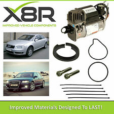 For Audi A8, D3, 4E WABCO AIR SUSPENSION COMPRESSOR PISTON RING REPAIR FIX KIT