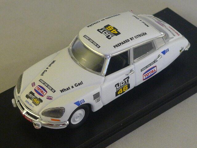Rio 4351 - Citroen DS 23 UDT championnat du monde des Rallyes - 1974 1 43