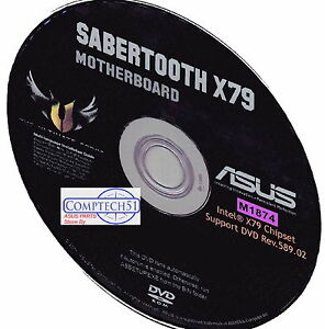 Asus SABERTOOTH X79 Intel Management Engine Interface XP