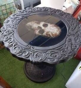 ANNE-STOKES-ORIENTAL-SKULL-BEDSIDE-HALL-COFFEE-TABLE-HOME-DECOR-RRP-298