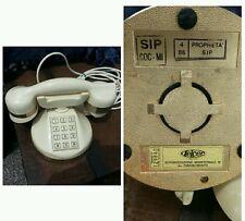 Telefono vintage raro sip telcer mod Hollywood a tastiera raro