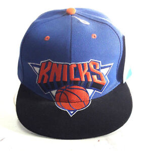d250a88dd6d NBA New York Knicks Hat Cap Mitchell Ness Snapback 2 Color Tone One ...