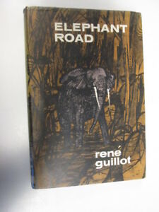 Acceptable  Elephant Road  Guillot Rene 19590101 Light foxing Previous own - Ammanford, United Kingdom - Acceptable  Elephant Road  Guillot Rene 19590101 Light foxing Previous own - Ammanford, United Kingdom