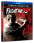 Friday The 13th Blu Ray 8 Movie Collection Slipcover