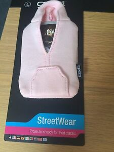 Pink-Protective-Cover-For-iPod-Classic-Gear4-Hoody-Pink-Gear4-Hoody