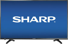 "Sharp - 40"" Class (40"" Diag.) - LED - 1080p - HDTV - Black"