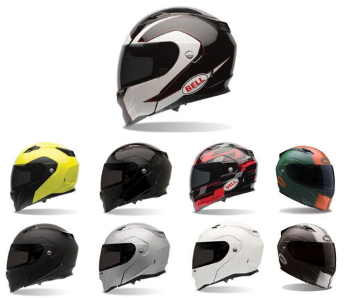 *Fast Free Shipping* Bell Revolver Evo Modular Motorcycle Helmet (All Colors)