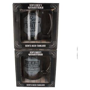 lp33423 pour hommes QUARTS bière glasstankard 3 modèles par Lesser & Pavey wzzsgWBR-09162035-105815393