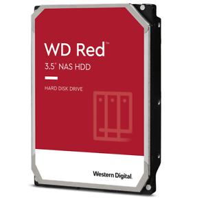 HARD DISK 3,5 WESTERN DIGITAL RED EFAX 1TB 2TB 3TB 4TB NAS