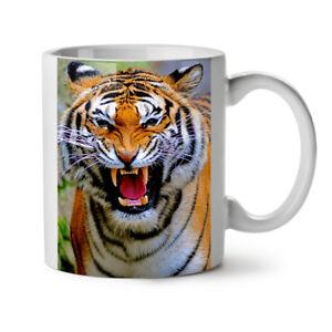Tiger Photo Cat Animal NEW White Tea Coffee Mug 11 oz | Wellcoda