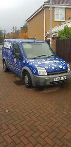 FORD TRANSIT CONNECT VALET VAN READY TO GO - REDUCED!!!!