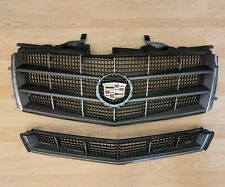 2008 2009 2010 2011 Cadillac Cts Front Upper Amp Lower Grille