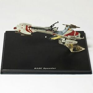 DeAgostini Star Wars Biker Advanced Recon Commando (BARC) Speeder #43