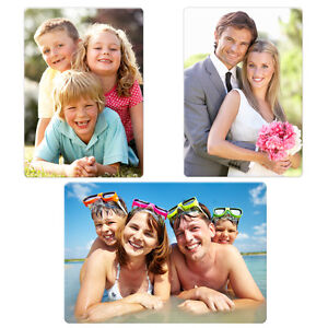 Collage Personalised Your Photo Picture Custom Made Fridge Magnet Jumbo & Round