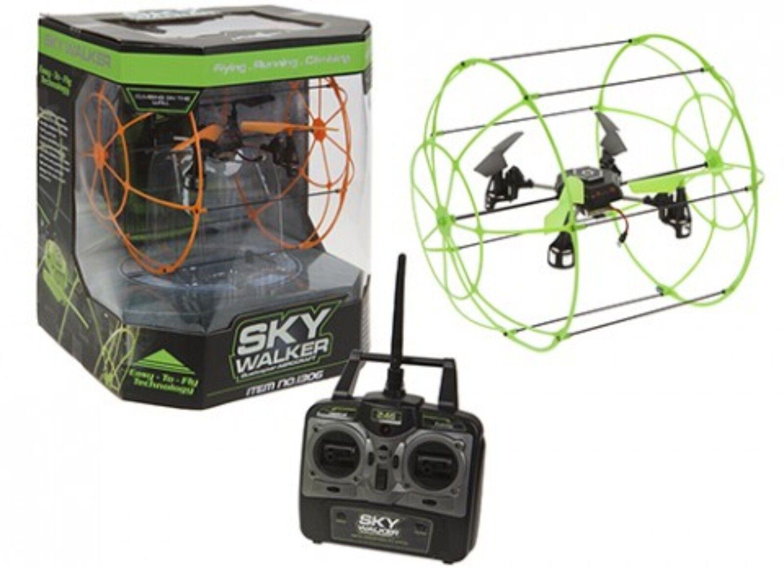 SKY WALKER Cuadricóptero - 2.4GHZ Antena Drone escalada, escalada, escalada, Rolling, Volador Drone 4240 97439f