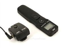 JY-710/C1 Wireless Timer Remote Cord for Canon Rebel T5i T4i T3i T2i Kiss X6i X7