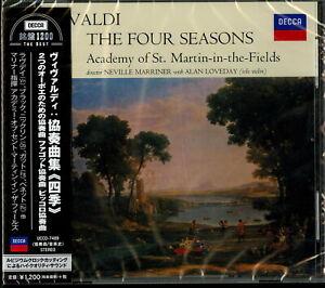 SIR-NEVILLE-MARRINER-VIVALDI-THE-FOUR-SEASONS-ETC-JAPAN-CD-C15