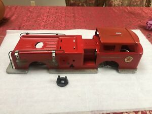 wen mac texaco fire truck parts