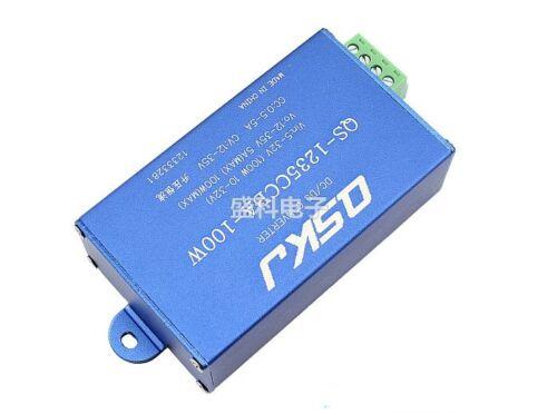 100W DC-DC Boost Power Converter LED Driver Constant Current Voltage 12V 24V CAR