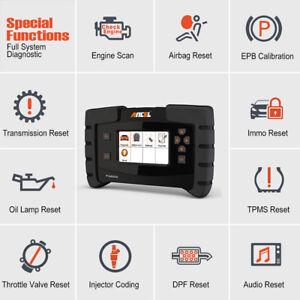 Ancel FX6000 OBD2 Car ECU Programming Coding Tool Full