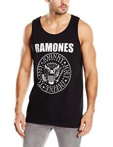 CoopéRative Ramones T-shirt Seal Vest Official Merchandise