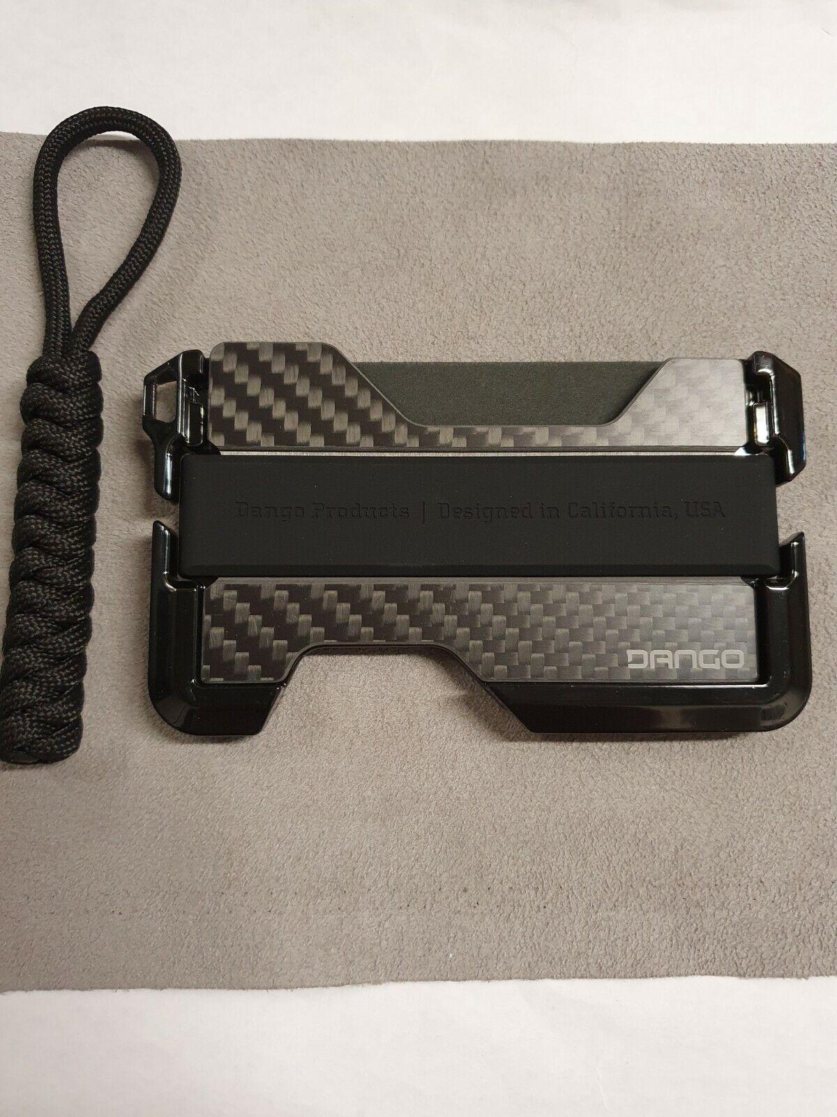 Dango Wallet - D01 R-Spec Black Single Pocket Wallet (Used)