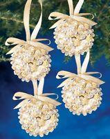 The Beadery Sequin Sparkle Ball Beaded Kit on sale