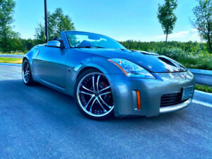 Supercharged 2004 Nissan 350z Roadster