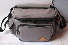 "Gadget Bag Shoulder Camera Carry Case - Main Pocket Outside 6.5x10x7"" -USED F06"