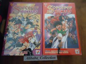 Nuevo-Lote-Manga-Sorcerer-Hunters-1-2-3-4-5-6-7-8-VF-Caja-Serie-Completo