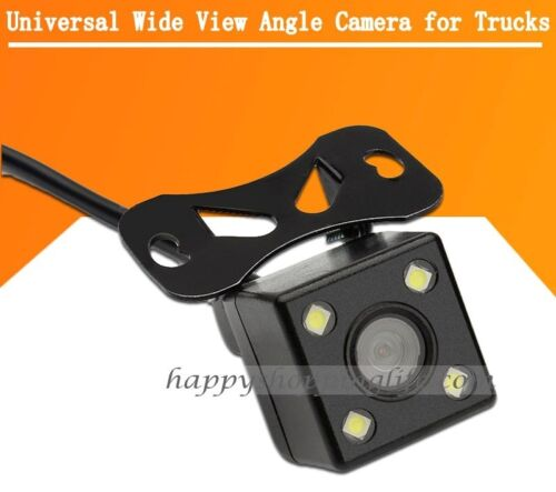 Universal Wide View Angle Car Back Up Rear View Reverse Camera for Trucks