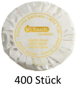400-Stueck-V-Touch-Classic-Milde-Seife-je-16-g