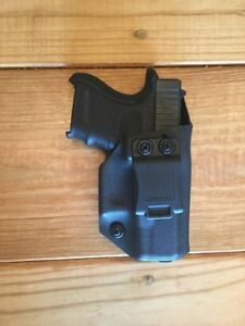 IWB-Kydex-Holster-For-Glock-26-27-33-With-Adjustable-Clip