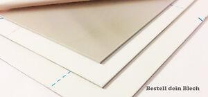 aluminium blech 0 5 4 mm aluminiumblech almg3 zuschnitt format nach ma alu neu ebay. Black Bedroom Furniture Sets. Home Design Ideas
