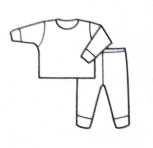 Baby Gap Toddler Boys 2 piece Pajama ROBOT LONG SLEEVE SHIRT GRAY PJ/'S $26