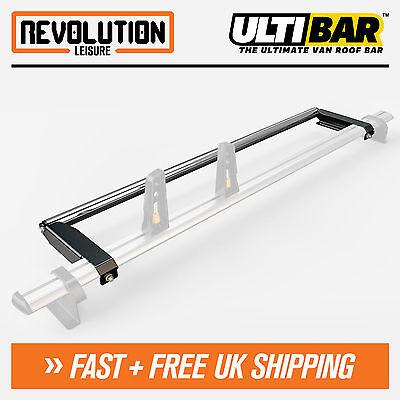 Van Guard ULTI Bar Aluminium 3 Bar Roof Rack for Mercedes Sprinter 2006 on