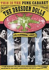 THE DRESDEN DOLLS This is the Punk Cabaret - Live at the Roundhouse London - DVD