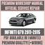 WIRING 2011-2015 WORKSHOP MANUAL SERVICE /& REPAIR GUIDE for INFINITI Q70 Y51