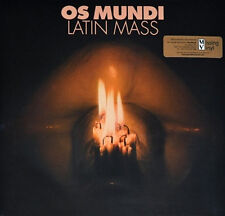"""Os Mundi:  """"Latin Mass""""  (Vinyl Reissue)"""