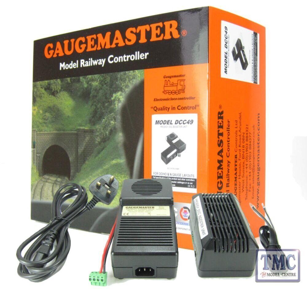 DCC49 Gaugemanaster Prodigy DCC lifter Unit (8 Amp)