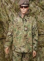 Genuine British Army Issue MTP Gore-Tex Waterproof Jacket GRADE 1 XL Size.
