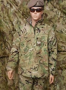Genuine-British-Army-Issue-MTP-Gore-Tex-Waterproof-Jacket-GRADE-1-XL-Size