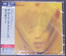 "ROLLING STONES ""GOATS HEAD SOUP"" JAPAN SHM-SACD DSD 2014 JEWEL CASE *SEALED*"
